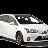 Toyota Avensis Estate  – 4 Passengers